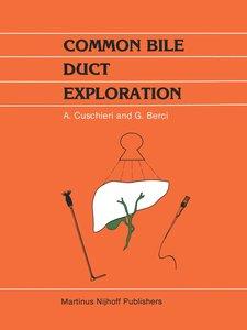 Common Bile Duct Exploration