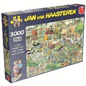 Der Bauernhof. Puzzle 3000 Teile