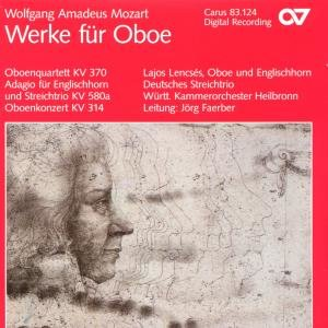 Werke Für Oboe