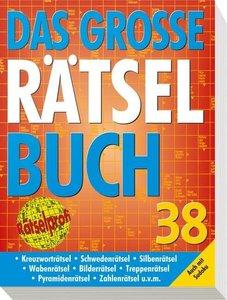 Das große Rätselbuch 38