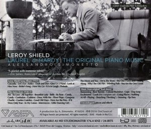 Die Original-Klaviermusik zu Laurel & Hardy