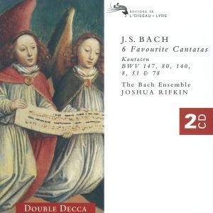 Kantaten BWV 8,51,78,80,140,147