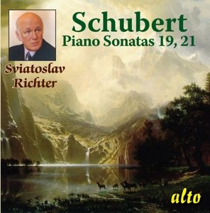 Schubert Sonatas 19+21