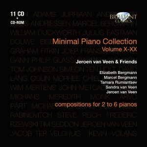 Minimal Piano Collection Vol.10-XX