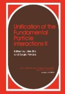 Unification of the Fundamental Particle Interactions II