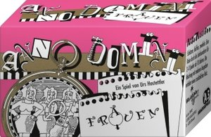 Abacusspiele 9992 - Anno Domini: Frauen