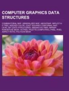 Computer graphics data structures