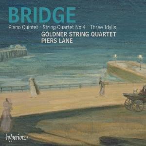 Klavierquintett/Three Idylls/Streichquartett 4