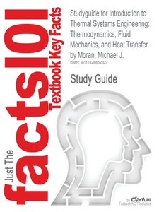 Studyguide for Introduction to Thermal Systems Engineering