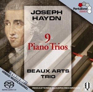 9 Klaviertrios