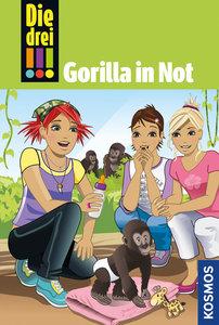 Die drei !!!, 58, Gorilla in Not