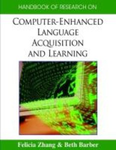 Handbook of Research on Computer-Enhanced Language Acquisition a