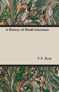 A History of Hindi Literature
