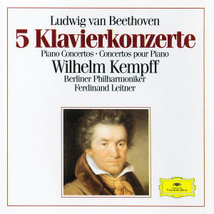 Sämtliche Klavierkonzerte 1-5 (GA)/Klaviersonat.32