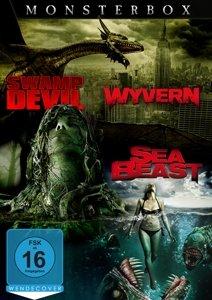 Monsterbox Wyvern-Sea Beast-Swamp Devil
