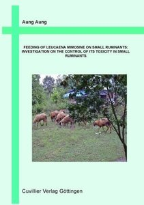 Feeding of Leucaena Mimosine on Small Ruminats