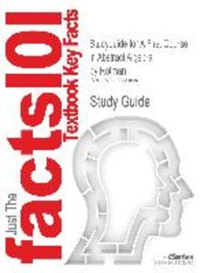 Studyguide for A First Course in Abstract Algebra by Rotman, ISB