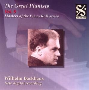 Great Pianists Vol.9/Backhaus
