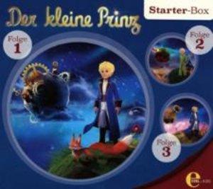 Der kleine Prinz - Starter-Box / 3 CDs