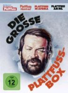 Bud Spencer - Die Plattfuß-Box