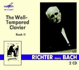 Das wohltemperierte Klavier,Buch II