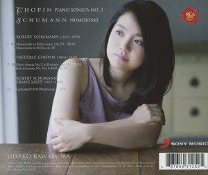 Piano Sonata 3/Humoreske
