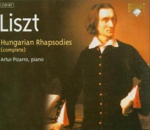 Liszt: Hungarian Rhapsodies 2-