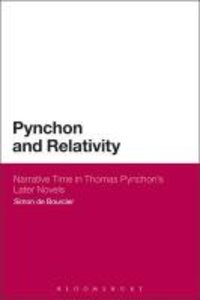 Pynchon and Relativity