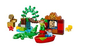 LEGO® DUPLO® 10526 - Peter Pans Besuch