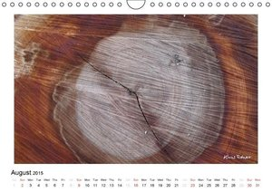 Wood and Timber / UK-Version (Wall Calendar 2015 DIN A4 Landscap