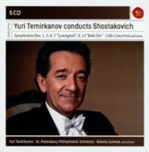 Yuri Termirkanov Conducts Shostakovitch
