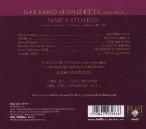 Brilliant Opera Collection:Donizetti Maria Stuarda