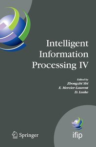 Intelligent Information Processing IV
