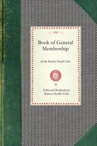 Book of General Membership