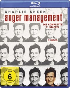 Anger Management-Die komplette 2.Staf (Blu-ray)