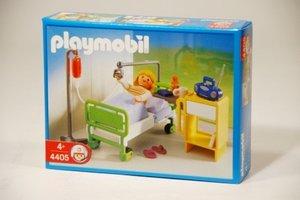 PLAYMOBIL® 4405 - Krankenzimmer
