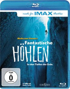 IMAX(R): Fantastische Höhlen (Blu-ray)