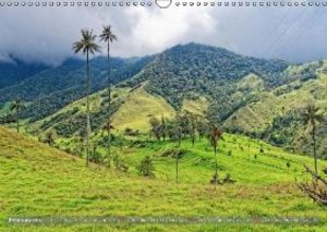 Colombia / UK-Version (Wall Calendar 2015 DIN A3 Landscape)