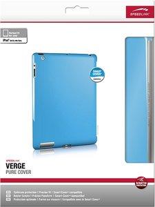 Speedlink VERGE Pure Cover, Hartschale für iPad 3-4, blau