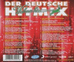 Der deutsche Weihnachts-Hitmix-Die Party