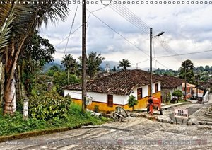Colombia / UK-Version (Wall Calendar 2015 DIN A3 Landscape)