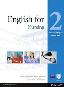 Vocational English (Elementary) English for Nursing Coursebook (