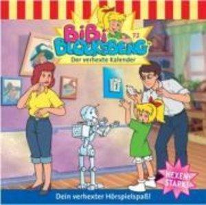 Bibi Blocksberg 72. Der verhexte Kalender. CD