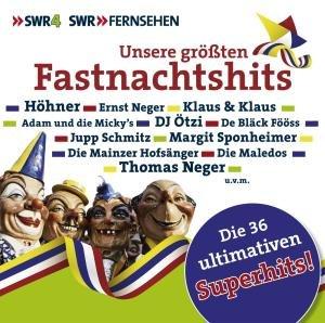 SWR 4-Unsere größten Fastnachtshits