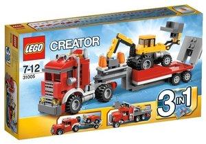 LEGO® Creator 31005 - Sattelschlepper