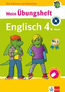 Mein Übungsheft Englisch 4. Klasse mit Audio-CD und Online-Übung