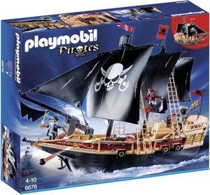 PLAYMOBIL 6678 Piraten-Kampfschiff