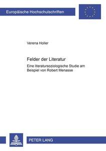 Felder der Literatur