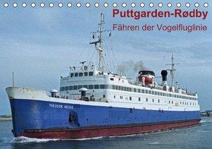 Watsack, C: Puttgarden-Rødby - Fähren der Vogelfluglinie (Ti