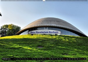 Bochum (Wandkalender 2016 DIN A2 quer)